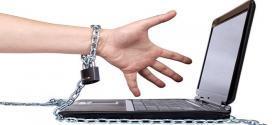 ادمان الانترنت addiction to internet