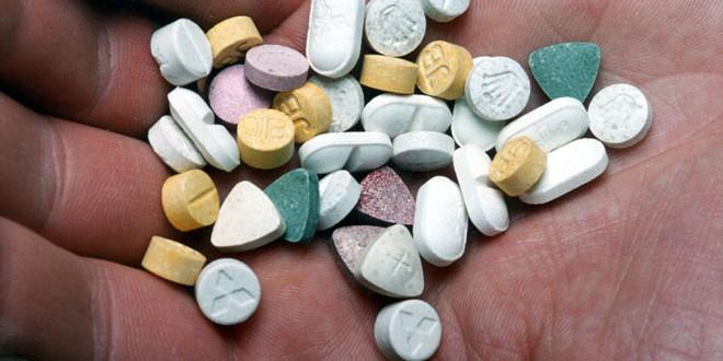أقراص الاكستازي