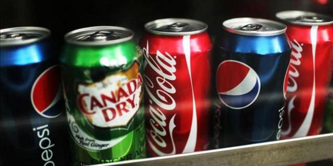 إدمان المشروبات الغازية