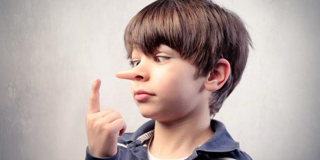 الكذب عند الأطفال