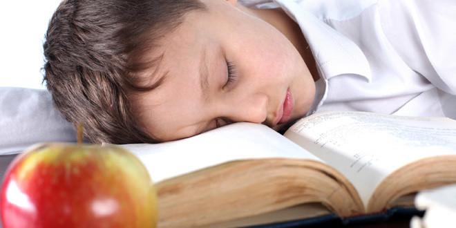النوم المرضي