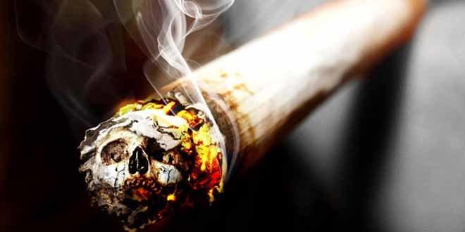عادة التدخين
