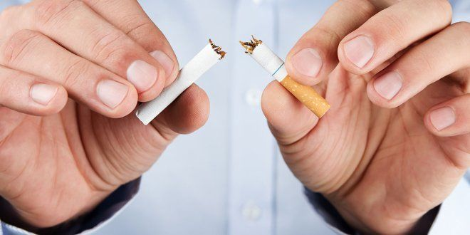 العلاج الدوائي للتدخين