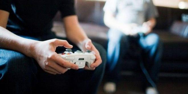 ادمان الألعاب الالكترونية