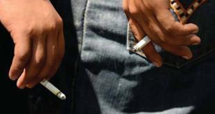 أسباب التدخين عند المراهقين