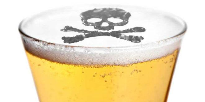 سموم الكحوليات