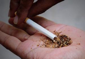 سيجارة الحشيش